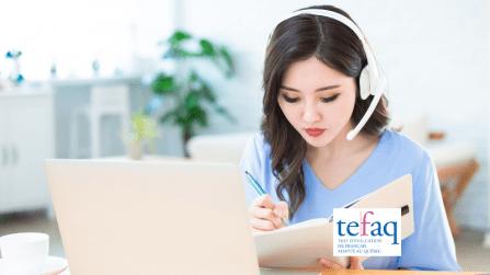 التسجيل في امتحان TEF-TEFAQ
