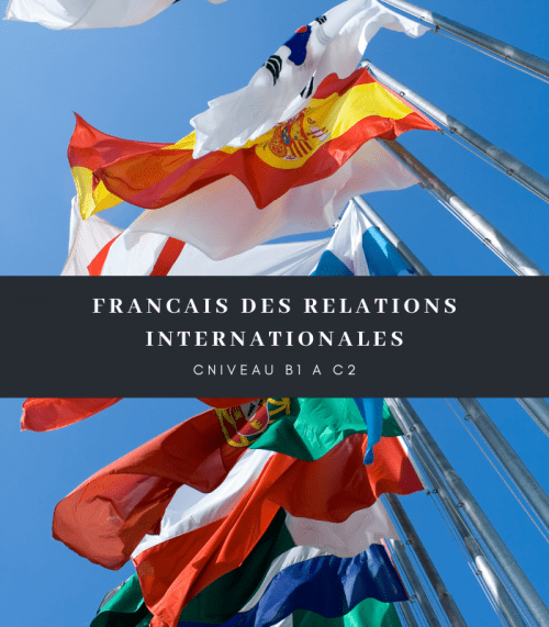 Preparation course for the French DFP of International Relations