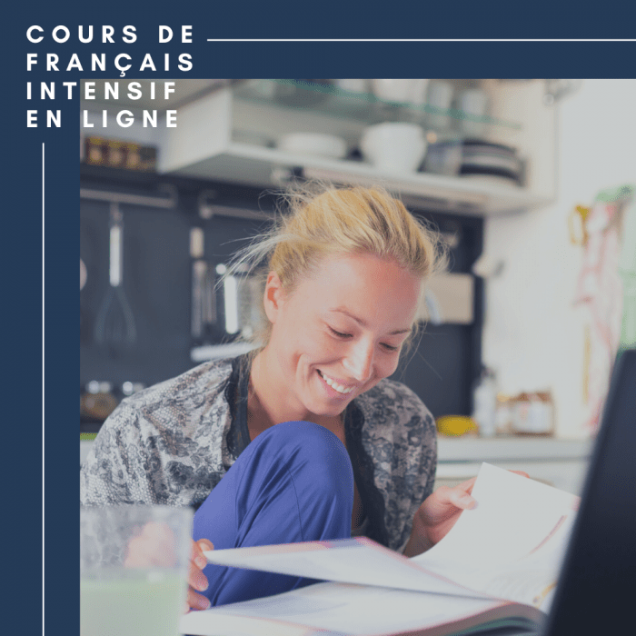 Intensive French Online